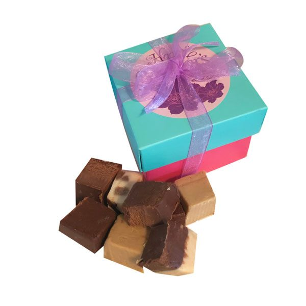 Mother's Day Fudge Sampler